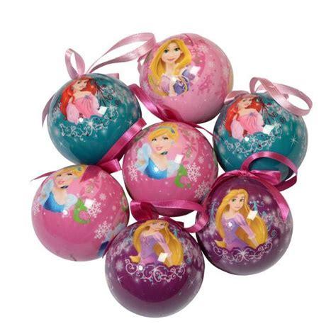 coffret de 7 boules de no 235 l disney princesses boule de no 235 l eminza