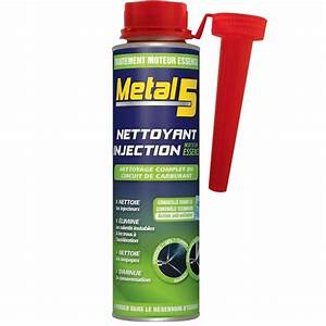 Nettoyant Moteur Essence : nettoyant injection moteur essence metal5 300 ml ~ Melissatoandfro.com Idées de Décoration