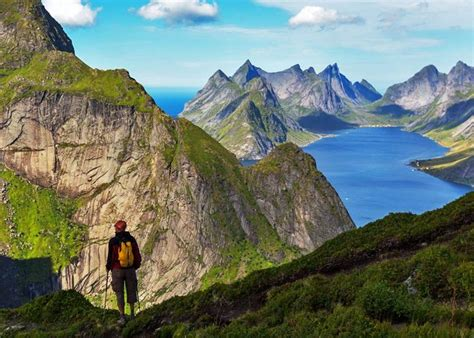 View Of Amazing Lofoten Islands 10 Top Rated Tourist