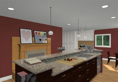 different shaped kitchen island designs with seating different island shapes for kitchen designs and remodeling 9856