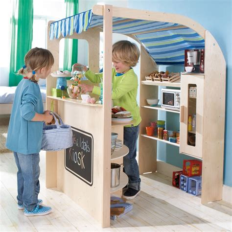 tante emma laden einkaufskiosk kinderzimmer design