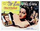 Olivia de Havilland in To Each His Own (1946)
