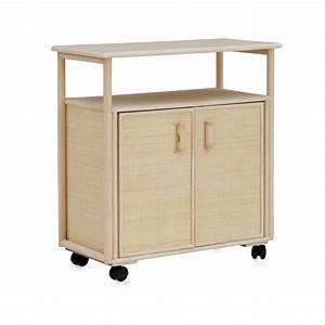 Meuble Tele Haut : meuble sur roulettes ~ Teatrodelosmanantiales.com Idées de Décoration