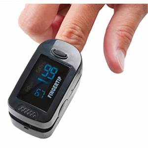 Two-display Mode Pulse Oximeter