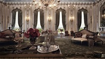 modern baroque interior | Interior Design Ideas.