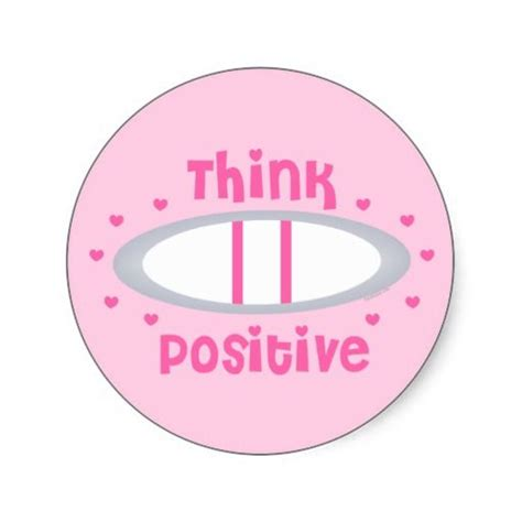 le si鑒e de think positive pregnancy test sticker baby makes two cant wait getting and the o 39 jays