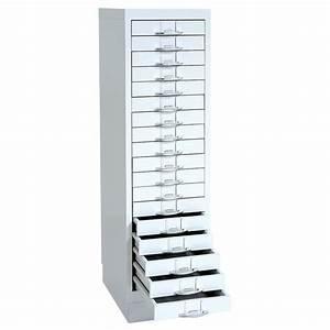 Range Document Bureau : armoires multitiroirs a4 armoire plans axess industries ~ Teatrodelosmanantiales.com Idées de Décoration
