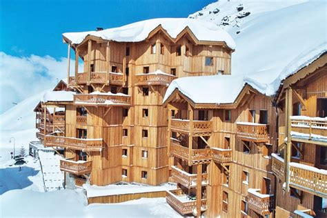 chalet altitude val thorens ski holidays ski collection