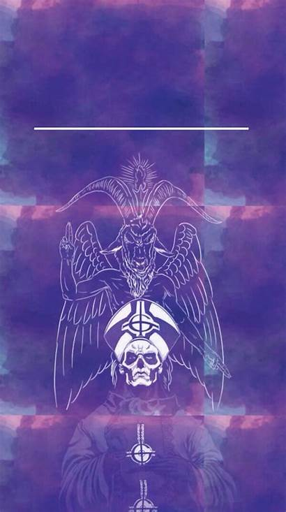Band Wallpapers Ghost Iphone Lock Screen Rock