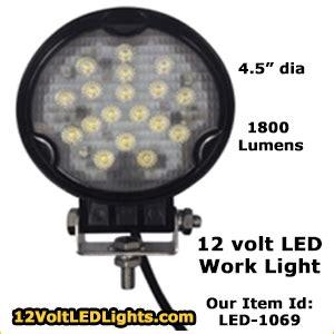 12 volt led utility lights for boat rv cabin