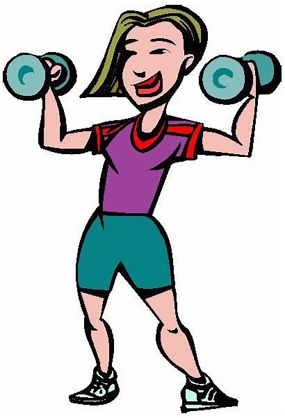 Lifting Weights Weight Cartoon Clipart Clip Training