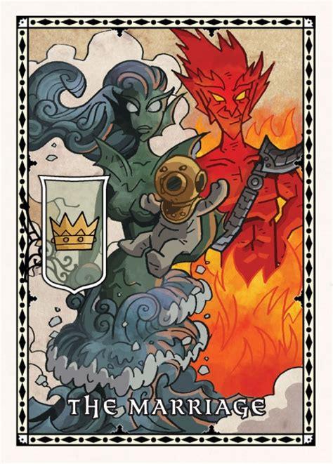 harrow cards myth weavers