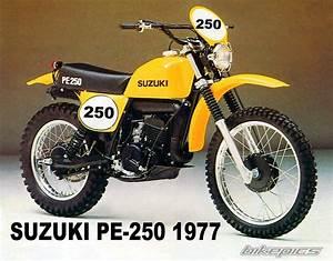 Powerdynamo For Suzuki Pe 175  250