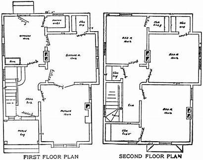 Floor Plan Clipart Plans Clip Houses Medium