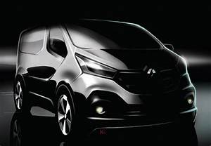 Nouveau Trafic 2018 : renault releases sketch of new trafic van for 2014 autoevolution ~ Maxctalentgroup.com Avis de Voitures