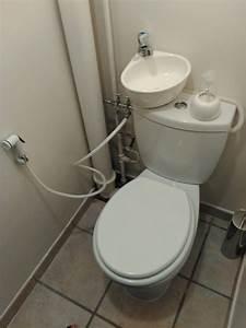 Toilette Mit Dusche : douchette hygi ne wc galerie wici concept ~ Markanthonyermac.com Haus und Dekorationen