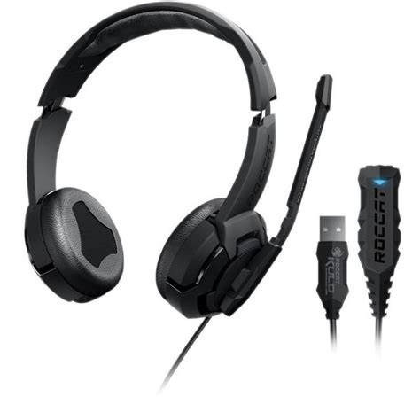 roccat kulo 7 1 usb gaming headset