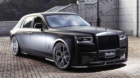 Rolls Royce Phantom 4k Wallpapers by 4k Wallpaper Of 2019 Wald Rolls Royce Phantom Sports Line