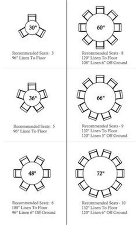 Playing games, helping with homework or just lingering after a meal, they're where you share good. dining round table size for 10 - Google Search   Design Data   Pinterest   Round tables, Google ...