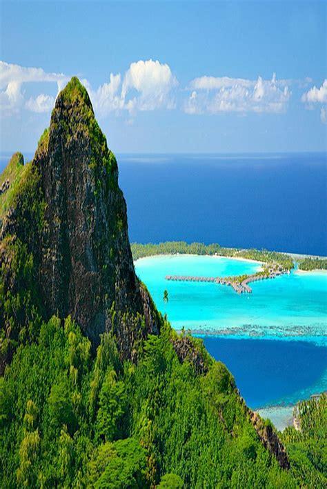 Bora Bora Tahiti French Polynesia © G Le Bacon Travel