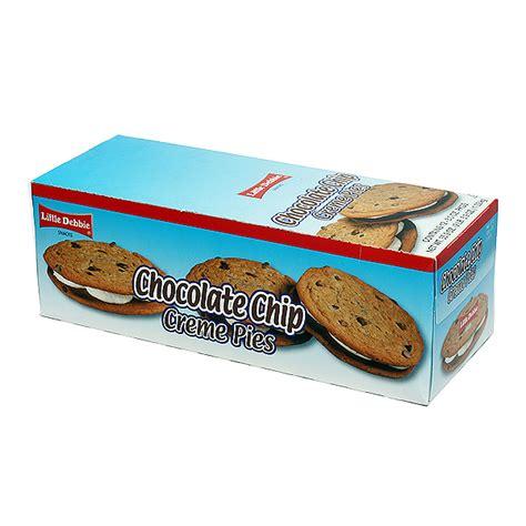 debbie chocolate chip creme pie ct baked goods