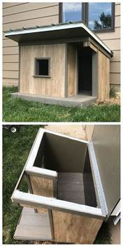 insulated house best 25 insulated kennels ideas on