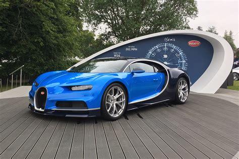 Bugatti Chiron - world's fastest road cars   Auto Express