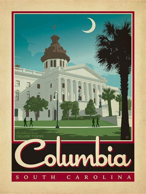 Travel Vintage posters with Anderson Design ...