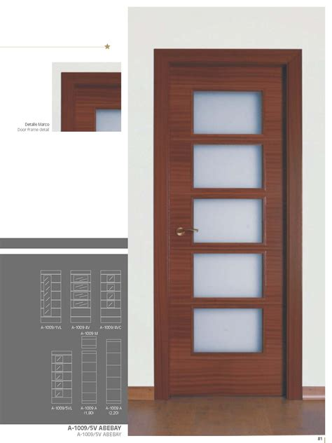 Inside Doors by Artema A1009 Sapele Glass Inside Door Bespoke Sizes