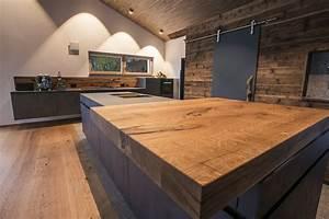 Arbeitsplatte Küche Beton : k che beton dunkel mit glas arbeitsplatte kombiniert mit ~ Watch28wear.com Haus und Dekorationen