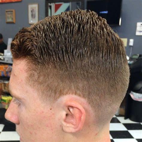 slick haircut  whitewalls whitewalls  high arches