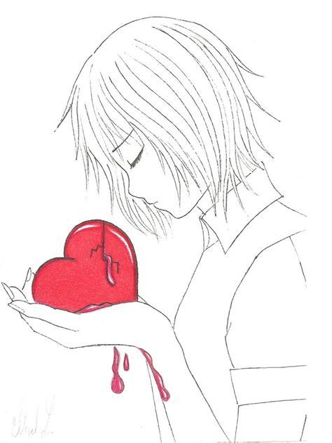 Broken Heart By Itzel19 On Deviantart