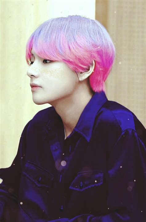 pop idols  looked   purple hair kpopmap