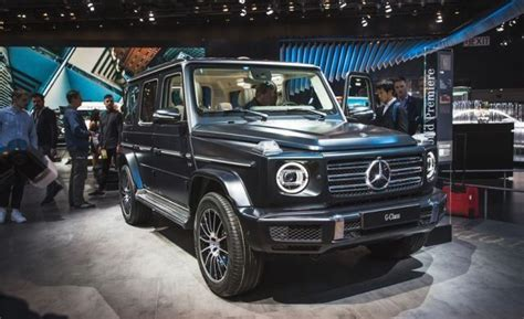 Volvo 2019 Announcement by 2019 Mercedes G Class Is World S Most Expensive Suv