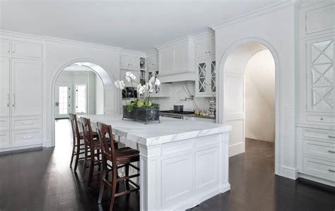 Arched Kitchen Doorways   Transitional   kitchen   Caden