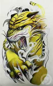 Rob Diamond Tiger Drawing | Rob Diamond Art