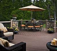 good looking design ideas deck patio Home Decor Small Patio Deck Decorating Ideas With Umbrella ...