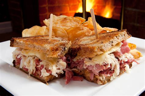 reuben sandwich recipe dishmaps