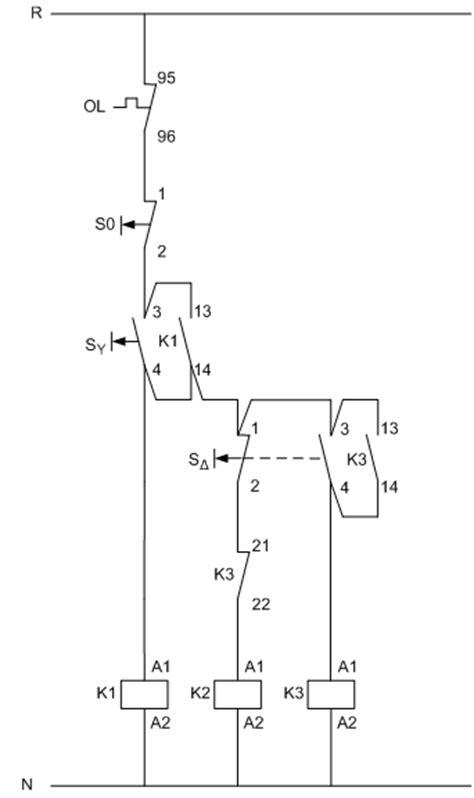 ichsan025104 memasang instalasi motor 3 fasa bekerja hubungan y menggunakan saklar magnet