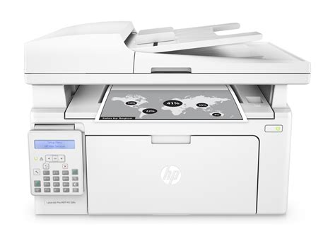 These series of printers are characteristic of great physical dimensions. HP LaserJet Pro MFP M130fn - HP Store Canada