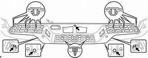 Toyota Tacoma 2015-2018 Service Manual  Disassembly