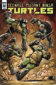 Comic Review: Teenage Mutant Ninja Turtles Issue #60 ...
