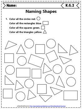 kindergarten geometry worksheets geometry worksheets
