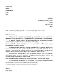 Rédaction Cv Gratuit by Cover Letter Exle Exemple Lettre De Motivation En