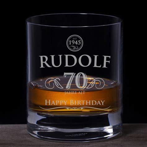whiskyglas  geburtstag elegant mit persoenlicher gravur