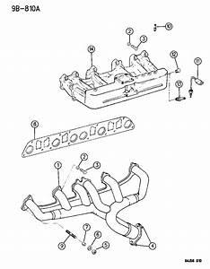 53010238  Exhaust Manifold