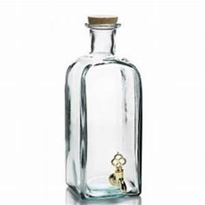 Bonbonne Avec Robinet : bouteille rhum arrang avec robinet les ustensiles de cuisine ~ Teatrodelosmanantiales.com Idées de Décoration
