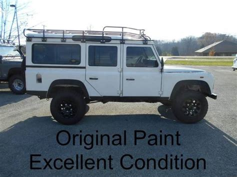 auto repair manual online 1992 land rover defender regenerative braking 1992 land rover defender defender 110 wagon manual 5 speed 4wd 200tdi classic 1992 land rover