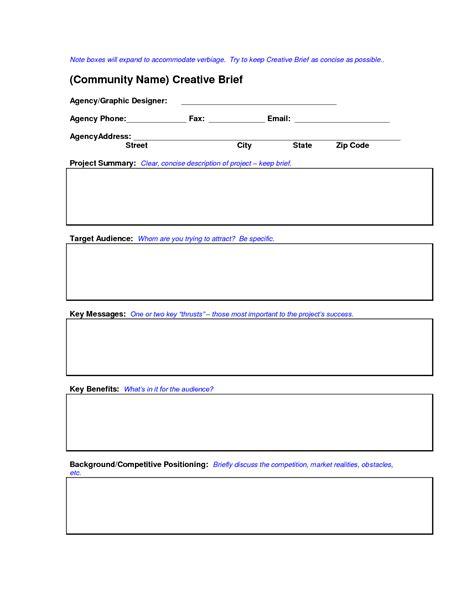 brief template microsoft word creative brief template e commercewordpress