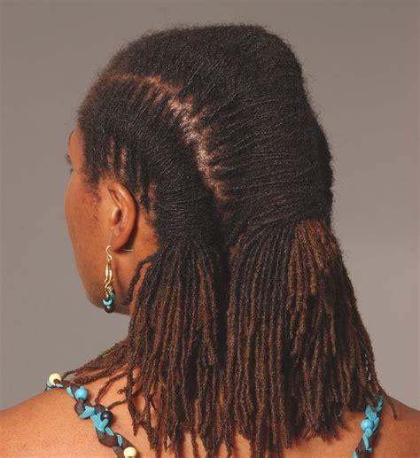 Hairstyles For Locks by Locks Hairstyles My Hairitage Loc Styles